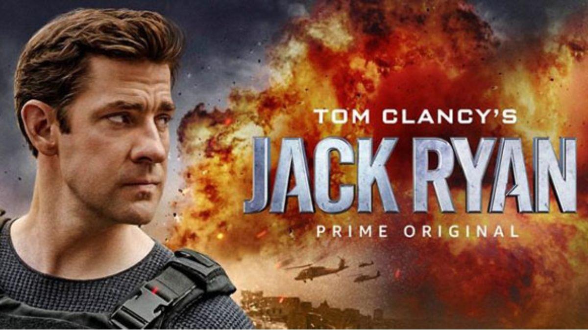Jack Ryan está disponible en exclusiva para Amazon Prime