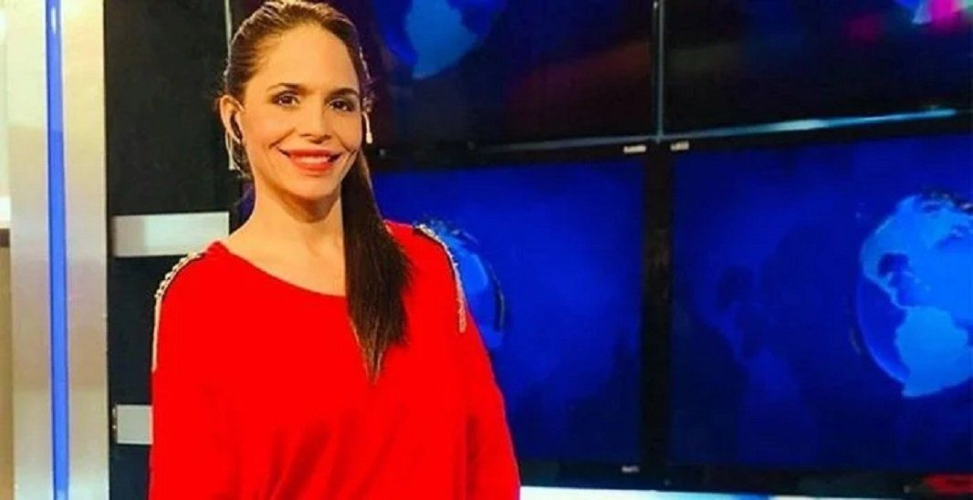 Una mujer intentó acuchillar a una periodista de Canal 26, frente a su hija