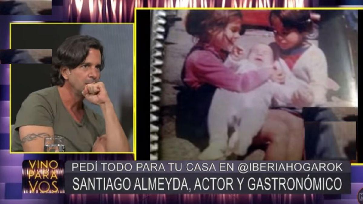Santiago Almeyda habló por primera vez del suicidio de su herman