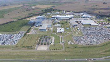 General Motors reanudó su plan de inversión en su Planta de Alvear, Rosario