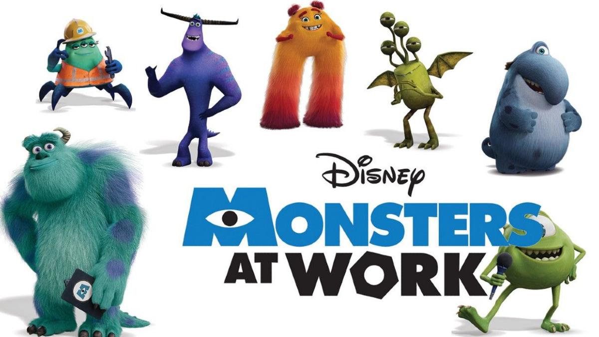 Monsters At Work: ¿Cuáles son los personajes de la serie de Disney Plus?