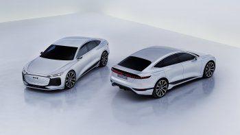Audi A6 e-tron concept, e-volución del auto eléctrico