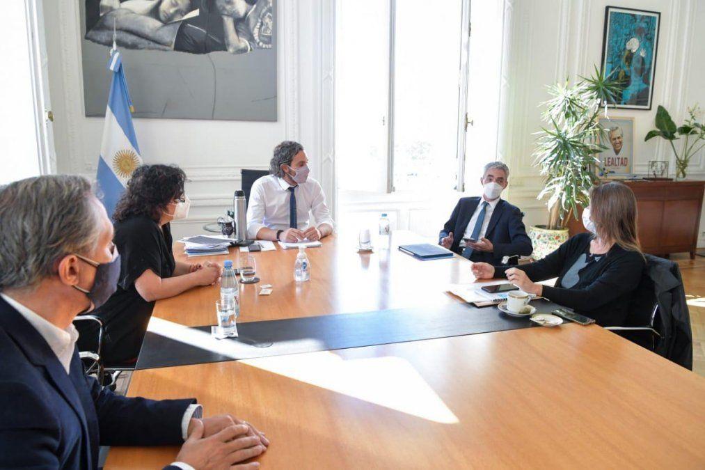 Reunión urgente en Casa Rosada para definir nuevas medidas en el Transporte: Santiago Cafiero