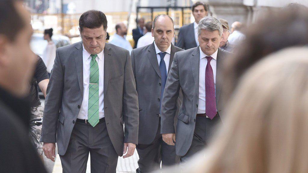 Martínez de Giorgi quedó a cargo del juzgado que le pertenecía a Bonadio