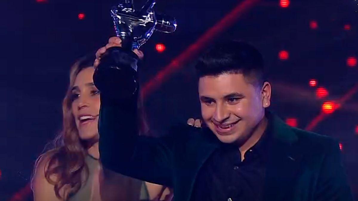 La Voz Argentina: Francisco Benítez se consagró como ganador