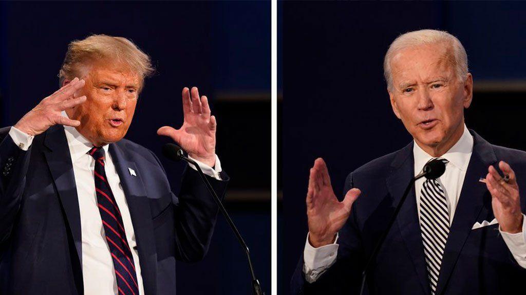 Pandemia, economía e inmigración, los principales puntos del último debate entre Trump y Biden