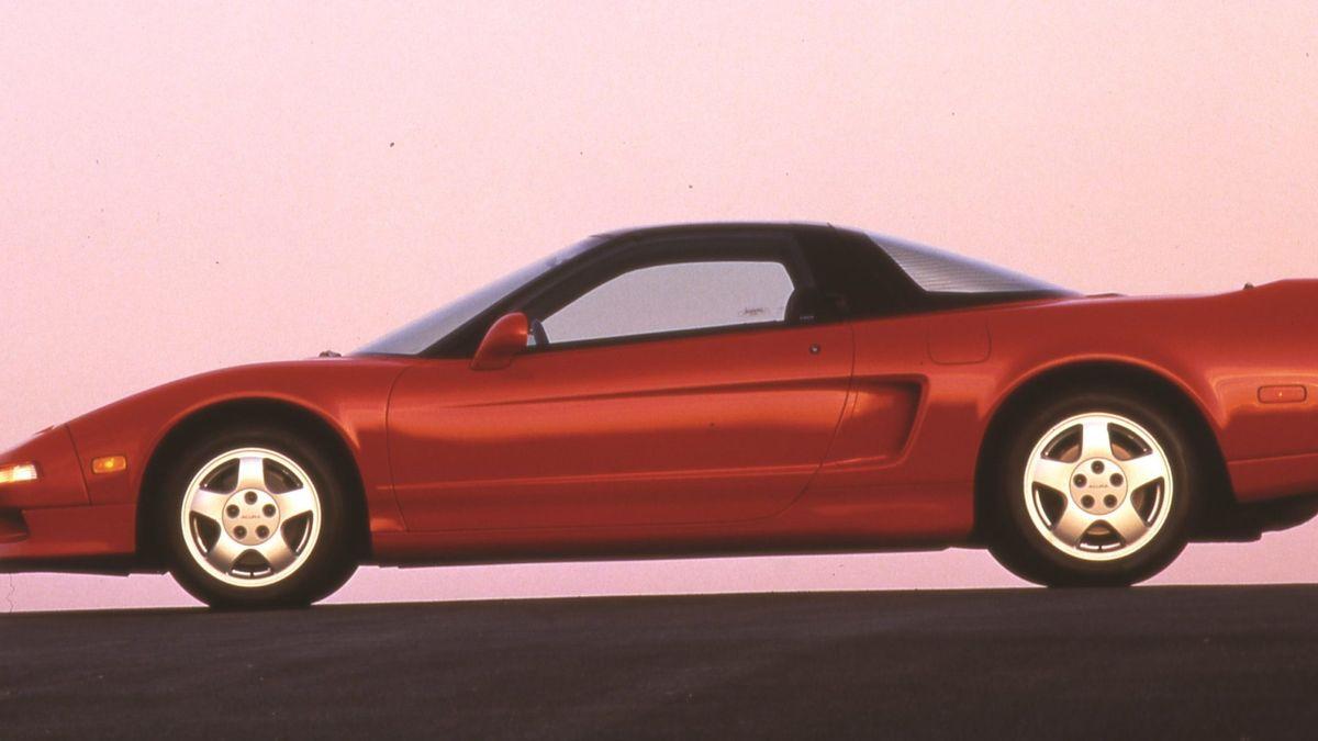 El Honda NSX Type R fue desarrollado por Ayrton Senna y fue él