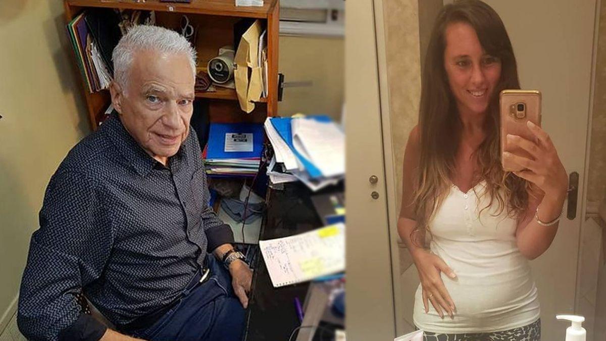 Stefani Pasquini, la mujer de Cormillot, reveló que casi pierde el embarazo: fueron meses difíciles
