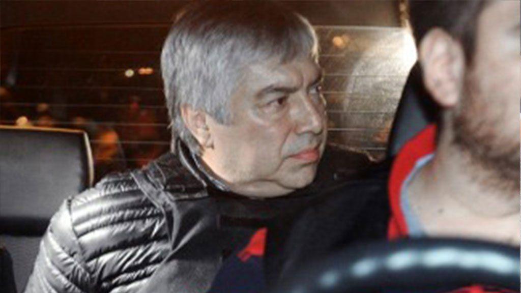 El fiscal Marijuán dictaminó en contra de la excarcelación de Lázaro Báez y por ahora seguirá detenido