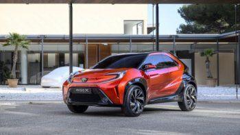 Toyota Aygo X Prologue: una nueva visión para el segmento A