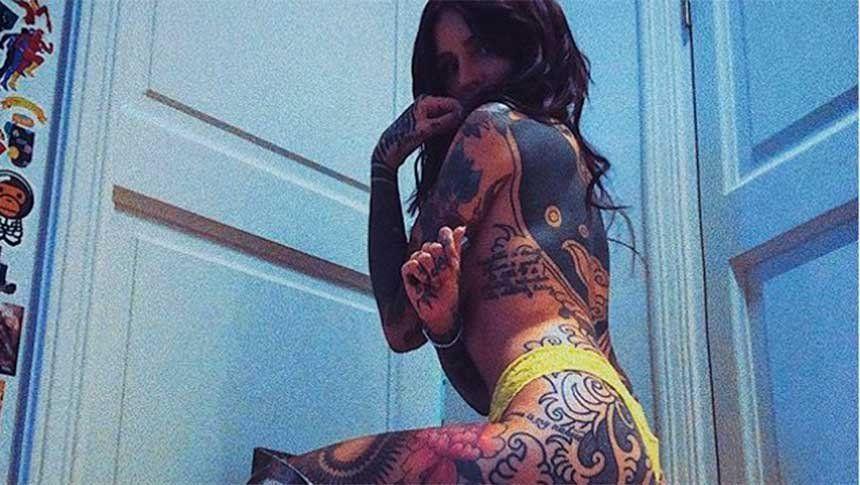 """Cande Tinelli respondió las críticas: """"no pierdo misterio ni valor por mostrar mi cuerpo"""""""