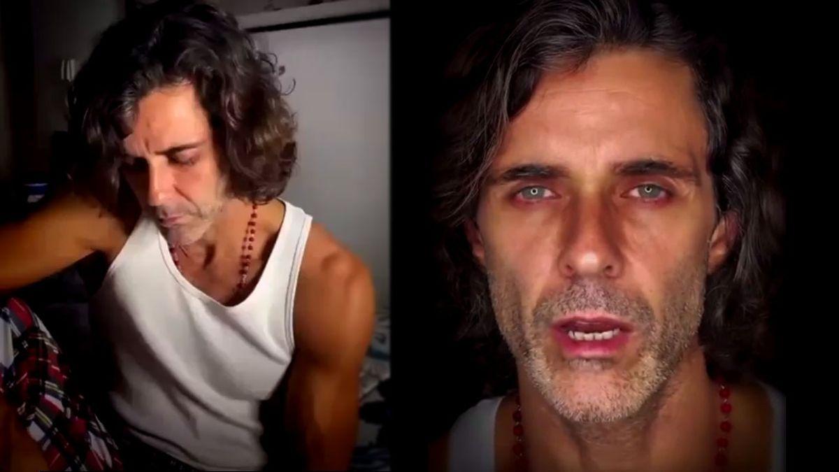 Mariano Martínez hizo un cover de Gustavo Cerati y lo destrozaron