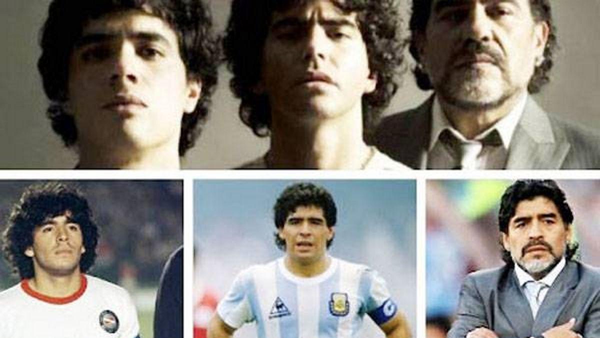 Quién es quién en Sueño Bendito, la serie sobre Diego Maradona