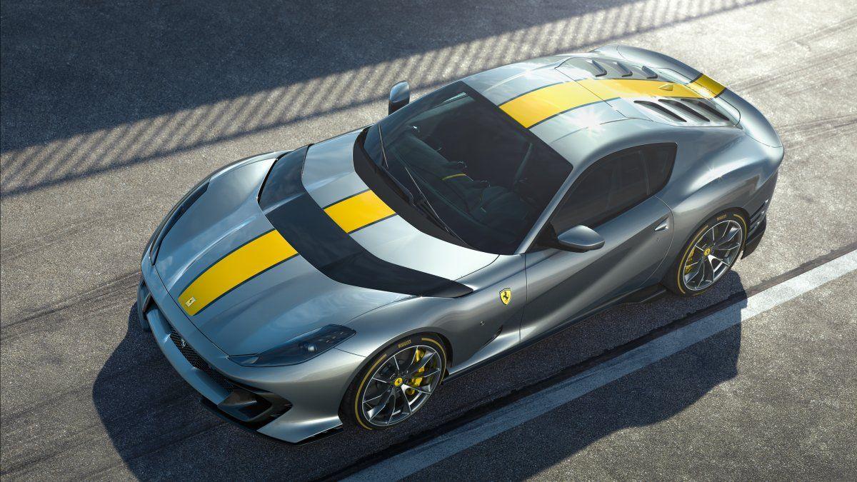 Como manda la tradición Ferrari