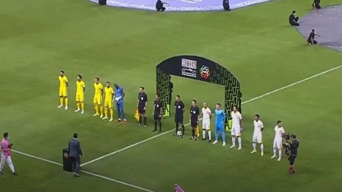 Fútbol en Arabia Saudita: salieron cinco por equipo
