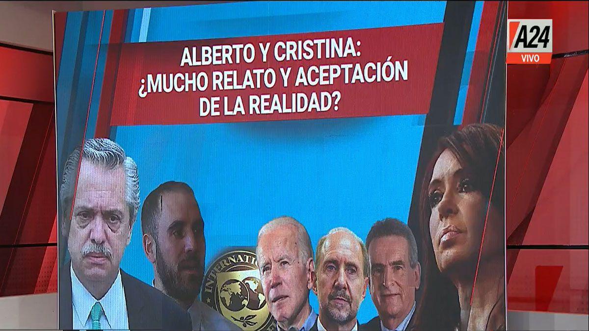 El gobierno parece que finalmente aceptó la realidad de la difícil situación de la economía por el tipo de cambio y la inflación (Foto: Captura de TV)