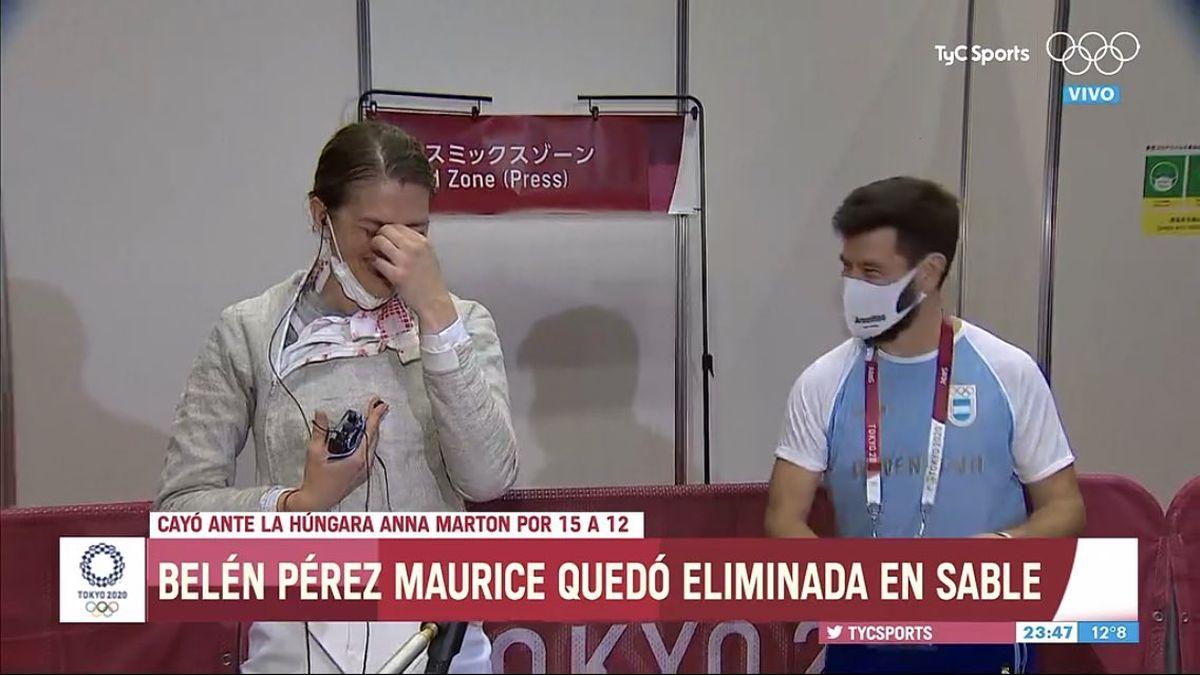 Belén Pérez Maurice quedó eliminada pero recibió la mejor propuesta: Lucas Saucedo
