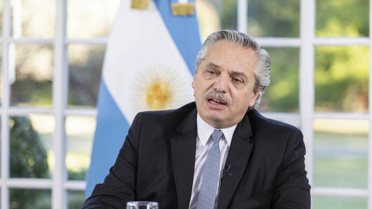 Alberto Fernández  (Foto: Telam).