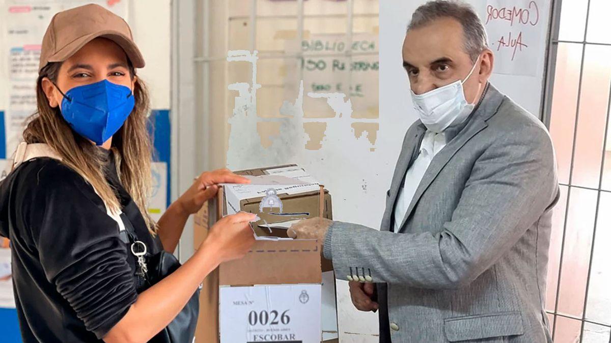 Cinthia Fernández Vs Guillermo Moreno: ¿Quién sacó menos votos?
