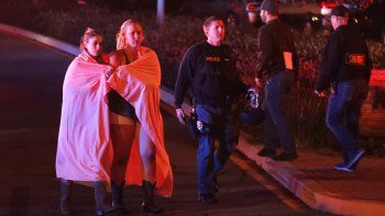 Quién era el atacante de Los Ángeles que abrió fuego en un bar y mató a 12 personas