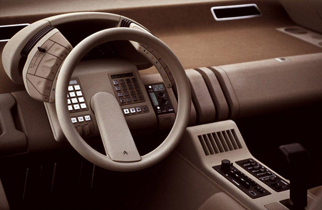 En 1981 sorprendía al mundo con su interior. El Citroën Xenia contaba con una computadora de a bordo que calculaba los consumos