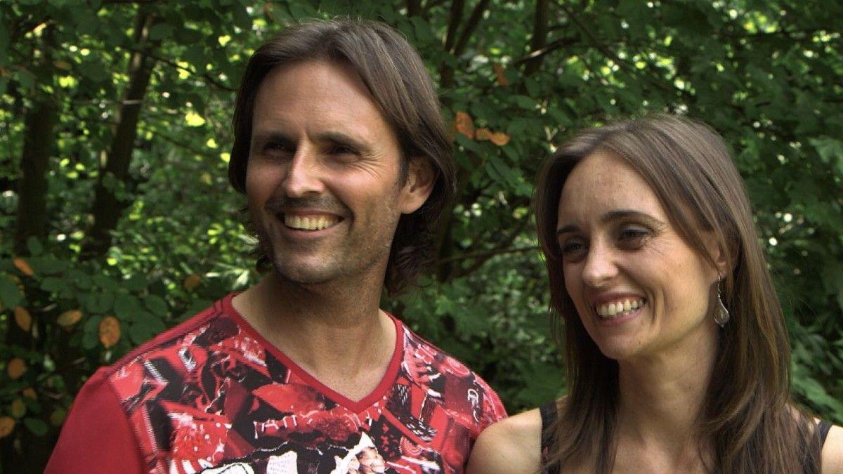 Alan John Miller y su esposa Mary Luck dicen que son Jesucristo y María Magdalena (Foto: Infozona).