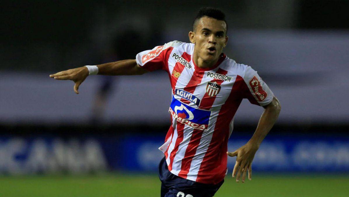 Se cayó el pase: Luis Díaz renovó con Junior y no jugará en River