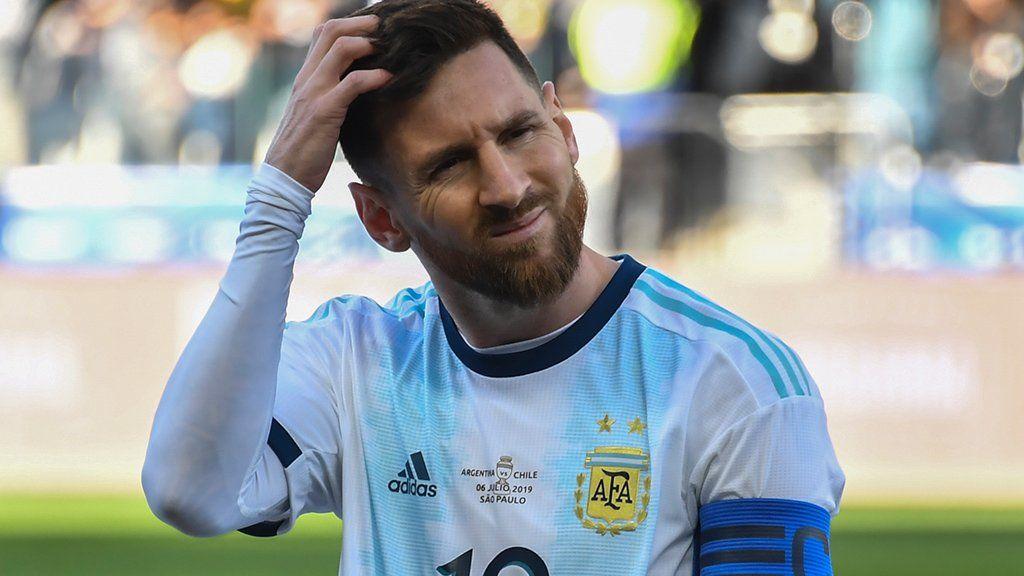 La CONMEBOL hizo oficial la sanción a Lionel Messi luego del escándalo en la Copa América