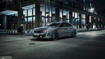 Peugeot y su nuevo color del dinamismo, Kriptonita