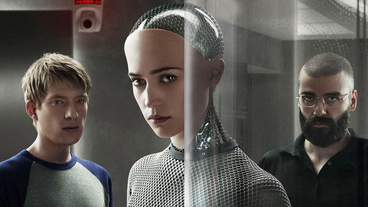 Si te gustan las películas de Ciencia Ficción no te pierdas Ex-Machina
