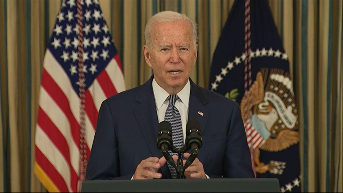 El presidente Joe Biden quiere empezar la vacunación con tercera dosis el 20 de septiembre (Foto: AP)