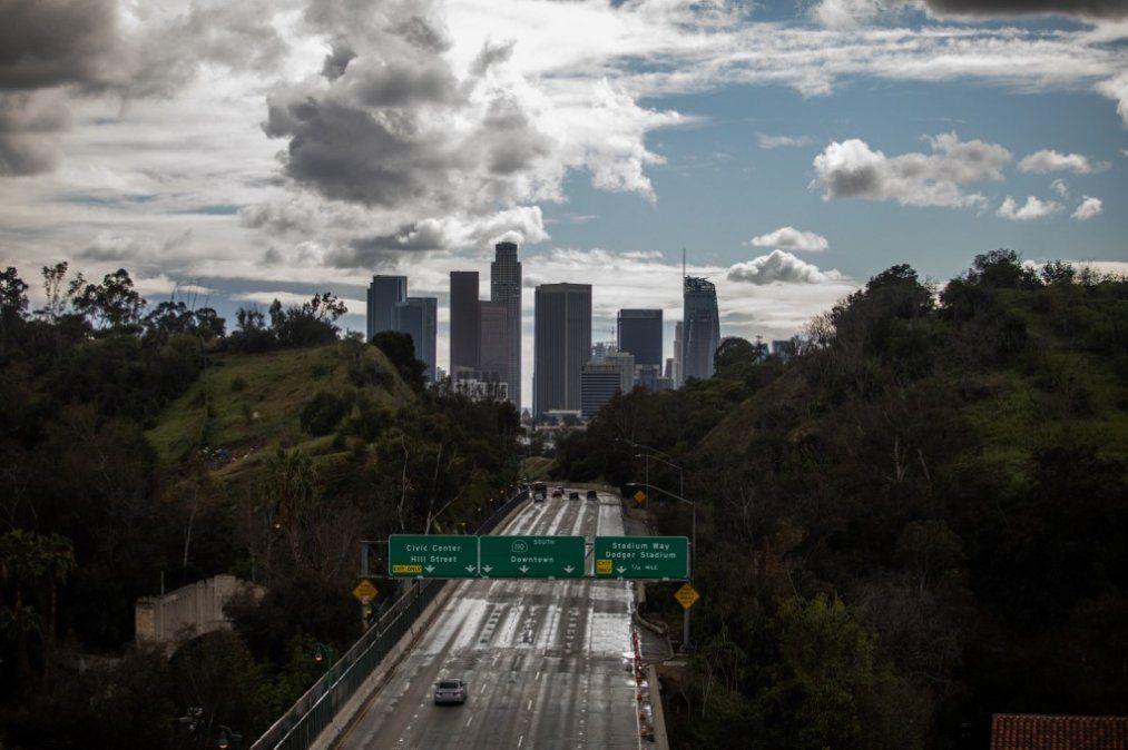California, el estado más importante de los Estados Unidos, en cuarentena con 40 millones de habitantes