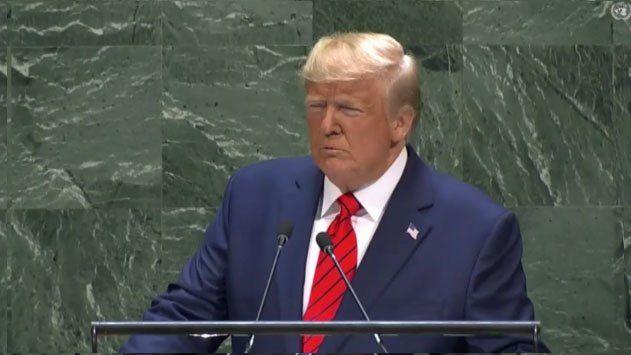 Venezuela, China, gays y feminismo: qué dijo Donald Trump en su mensaje en la ONU