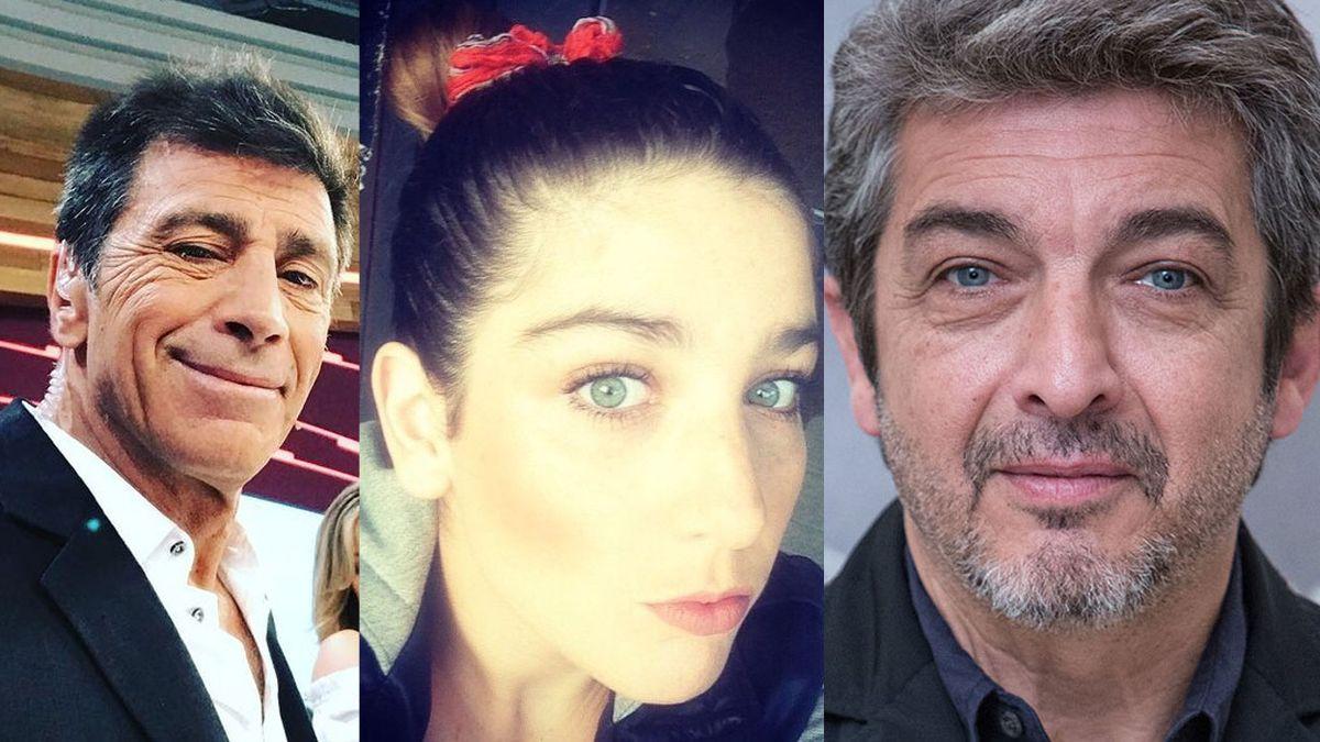 Nicolás Repetto habló del rumor de paternidad de Ricardo Darín sobre su hija Juana Repetto