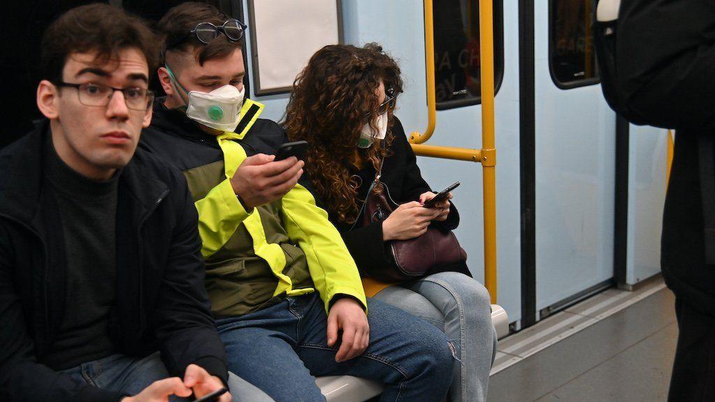 Italia, en alerta por el coronavirus: ya registró dos muertes en menos de 24 horas