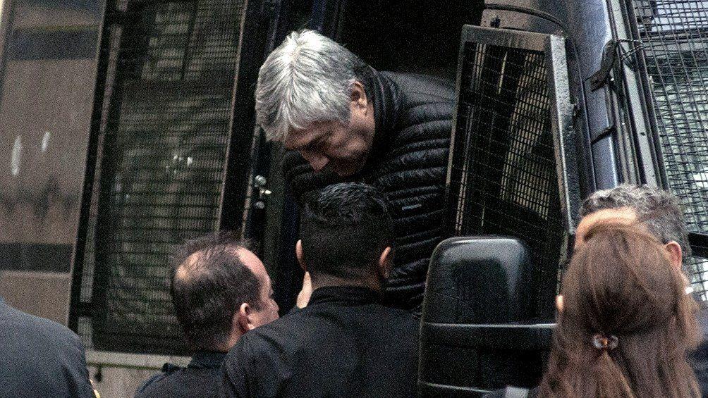 El juez Casanello rechazó la excarcelación de Lázaro Báez