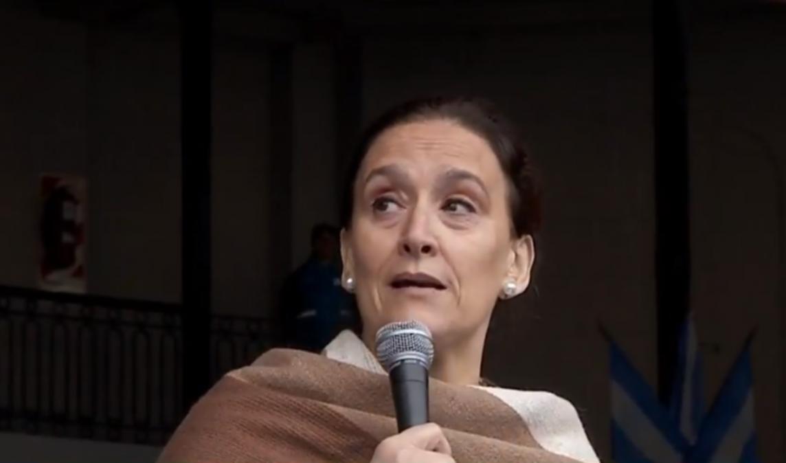 Elecciones PASO 2021: reapareció Gabriela Michetti y habló de su futuro político.