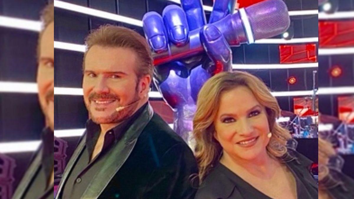 Los Pimpinela debutan como jurado de La Voz