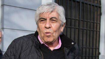 Moyano apuntó también contra el círculo político de Macri: La presentación del libro fue convertida en un zoológico por la cantidad de gorilas que había (Foto: archivo).
