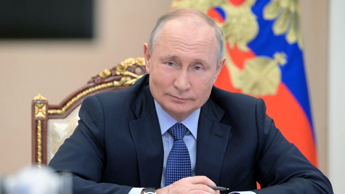 Vladimir Putin informó que ya completó su vacunación con Sputnik V ( Foto: Cuenta oficial del Presidente de Rusia(