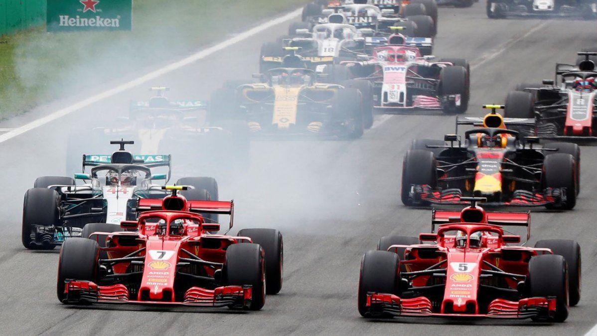 Fórmula 1: Hamilton ganó en Monza, arruinó la fiesta de Ferrari y estira la ventaja en el campeonato