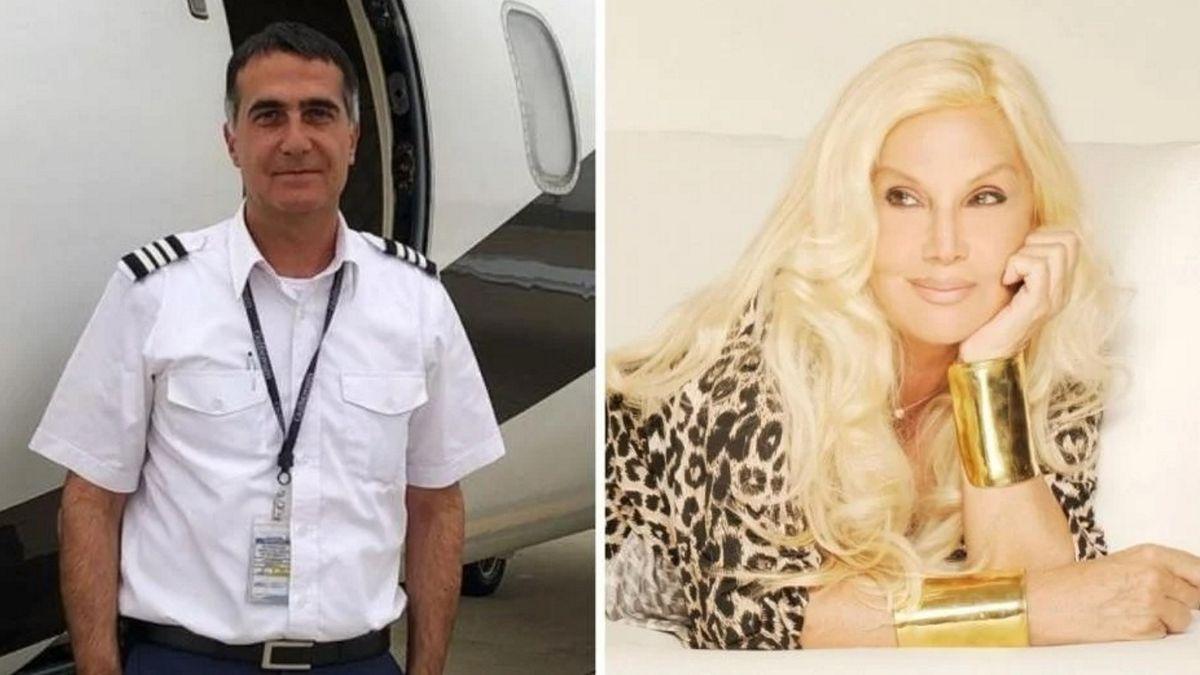 Antonio Laje contó la trastienda del vuelo con Susana Giménez