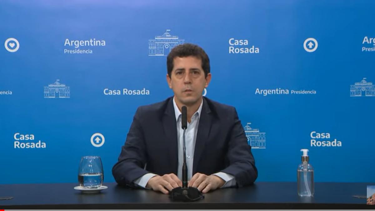 Claudio Moroni contra Wado De Pedro: No hace falta mandar una renuncia a un diario