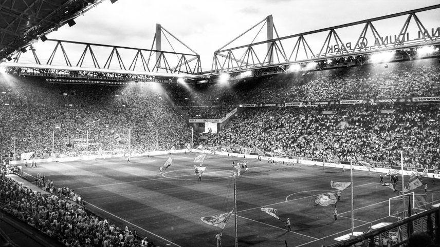 Borussia Dortmund recibirá enfermos de coronavirus en su estadio, el más grande de Alemania