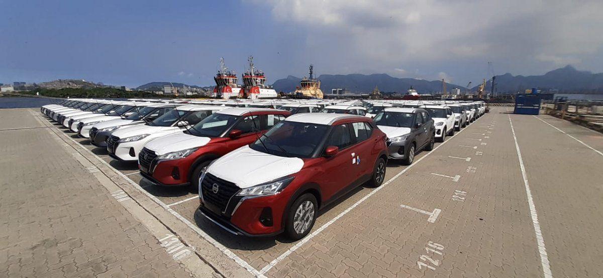 Como parte del proyecto de exportación de Nissan