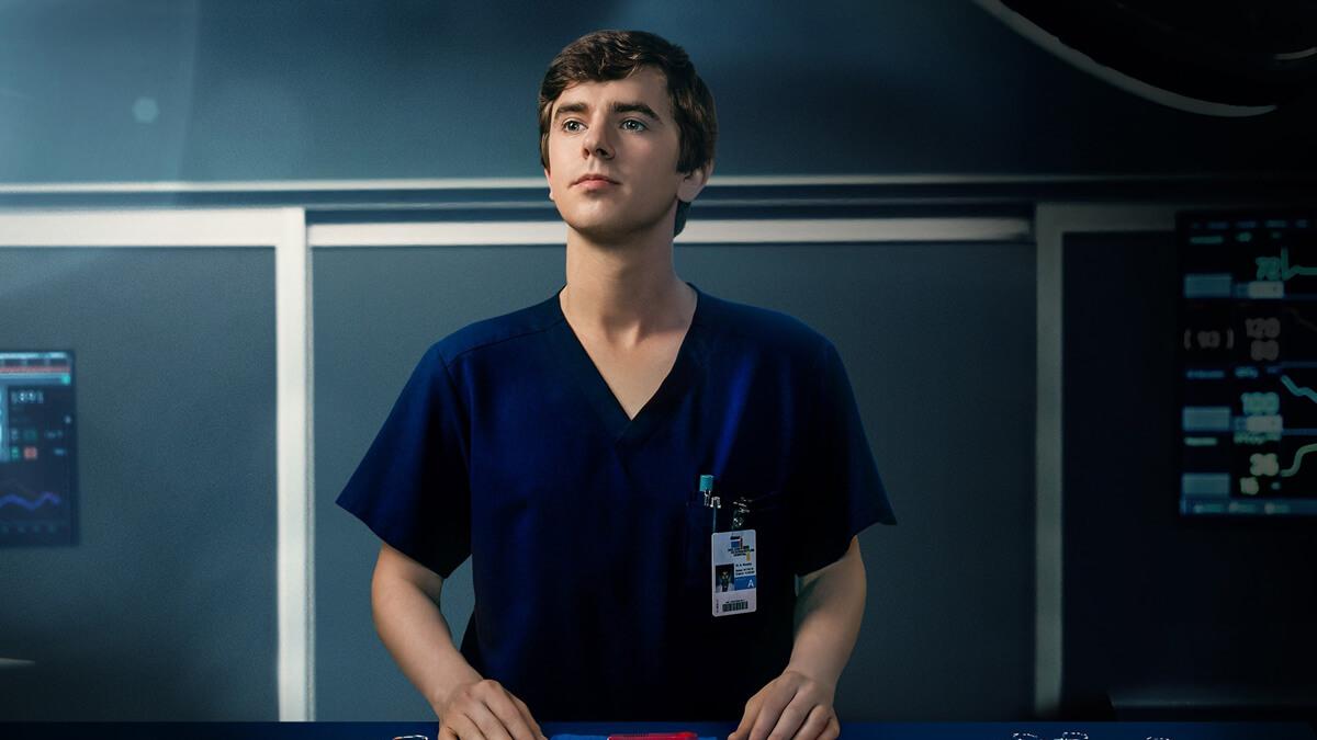 The Good Doctor solo está disponible en Netflix Australia