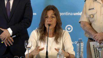 Frederic le respondió a la oposición por la baja de imputabilidad: No debemos estigmatizar