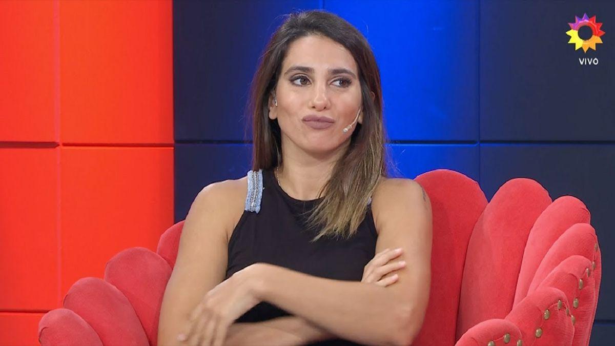 Cinthia Fernández: Es todo una movida por Redrado