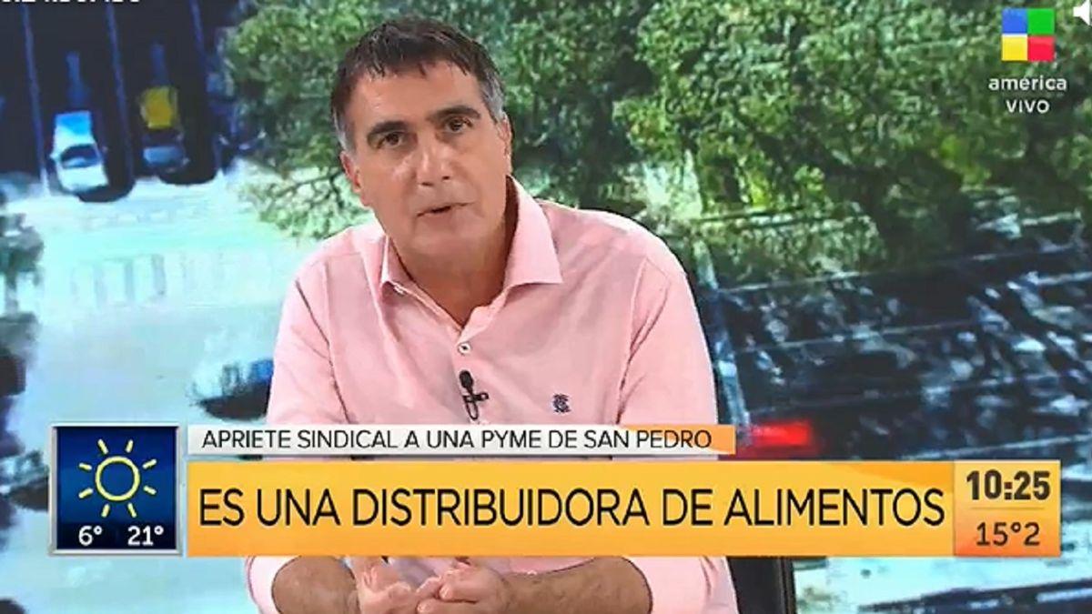 Antonio Laje: Lo único que saben hacer es imprimir billetes