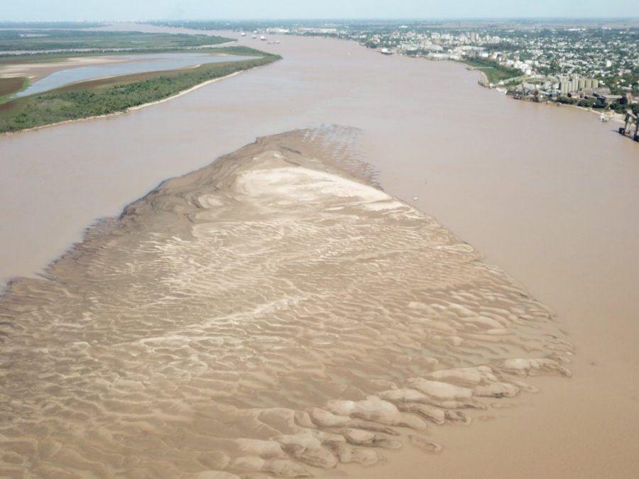 Bajante histórica del Río Paraná: preocupación y alarma agroexportadora